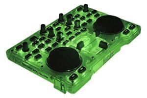 controladores hercules dj control glow