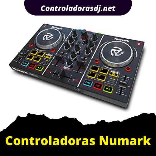 Controladoras dj Numark: guía de compra actualizada (2020)