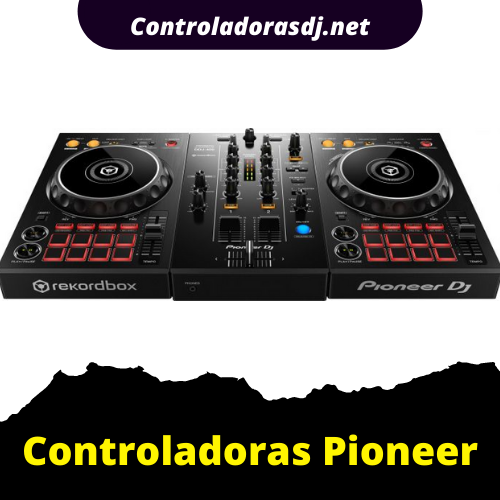 controladora dj pioneer